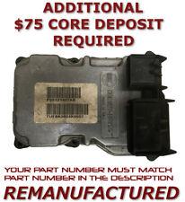 REMAN 2004 2005 Dodge RAM 1500 2500 ABS Pump Control Module P52121407AB EXCHANGE