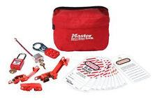Masterlock 7 piezas Kit de bolsa de bloqueo eléctrico