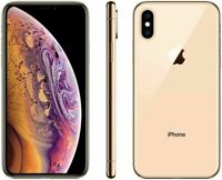 Apple iPhone XS MT9G2B/A 64GB (Unlocked) Gold Excellent Condition, 24hr Delivery