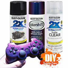Rustoleum Rust-Oleum Galaxy Blue ColorSHIFT Spray Paint Bikes Helmet Rims