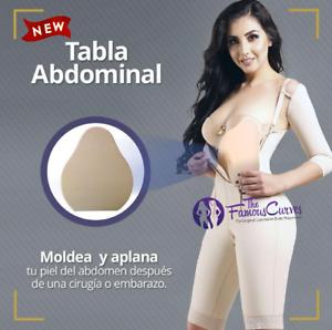 Fajas Colombianas Post Surgery Tabla Abdominal Compression Board Fajate&Aplana