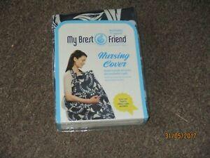 B/N My brest friend nursing cover.gives privacy when feeding in public