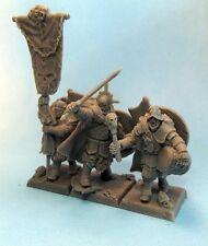 MOM Miniaturas Chaos North Warriors Command Group Human resin New