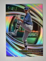 2020 Select Premier Holo Silver #163 Chris Paddack - San Diego Padres