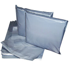 600 x 14x19 Strong Grey Mailing Postal Poly Postage Bags Self Seal Cheap