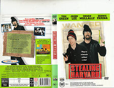 Stealing Harvard-2002-Tom Green-Movie-DVD