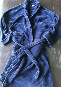 Super Soft Robe Croft and Barrow L/XL Blue NICE!