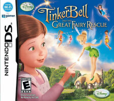 Disney Fairies: Tinkerbell and the Great Fairy Rescue NDS New Nintendo DS