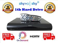 SKY+ HD **1TB VERSION** DRX895 - REMOTE CONTROL & LEADS  **WARRANTY**
