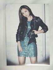 SNSD Girls' Generation Yuri Flower Power Album Official Photocard US Seller MINT
