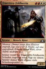 Magic the Gathering 209 - Feuertreu-Feldherrin - Gilden von Ravnica