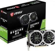MSI GeForce GTX 1650 Ventus XS 4G OC, 4 GB GDDR5, DVI, HDMI, DP, Grafikkarte