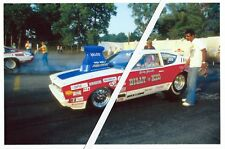 "1970s Drag Racing-Billy Stepp's Pro Hemi Arrow vs Bill Jenkins' ""Grumpy's Toy"""