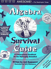 NEW Algebra Survival Guide: A Conversational Guide for the Thoroughly Befuddled