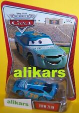 W - VIEW ZEEN - WOC Collection Piston Cup 39 Disney Mattel World of Cars vehicle