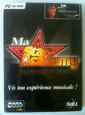 11829 // MA STAR ACADEMY CD ROM PC NEUF
