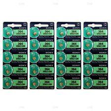 20 NEW SONY 364 SR621SW SR621 V364 LR621 SR60 Watch Battery EXP 11-2019 - FRESH