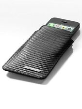 orig Mercedes Benz AMG Leder Smart Phone Handy Hülle Case  passend für iPhone® 5