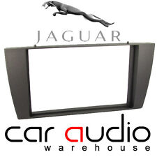 Connects2 Jaguar X Type 2001> Car Stereo Double Din Fascia Plate
