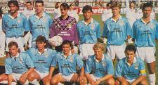 SQUADRA di calcio LAZIO FOTO > 1992-93 Stagione
