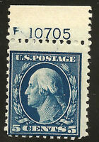 US Stamp #504~ MNH OG~ Plate Number Single [PNS] ~ Always Free Shipping!!!