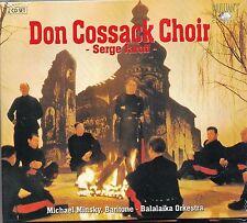 DON COSSACK CHOIR - SERGE JAROFF 2CD / Don Kosaken Chor     NEU&OVP!