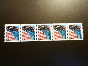 #3967 NON-DENOM. (39c) *FLAG* PNC5.  PLT #S1111.  # on #, 1R.  MNH, F-VF, OG