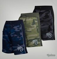 Boys Ripstop Ribbed Brushback Fleece Jersey Shorts Sizes Age from 5 to 14 Yrs