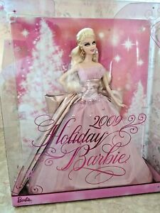 Mattel N6556 Holiday Barbie 2009 Special Edition 50th Anniversary