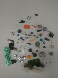 PS2 PS3 Game Cube N64 random controller parts some new most used. Free shipping
