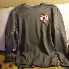 BOSTON RED SOX SWEATER - 2XL - UNDER ARMOUR - PULLOVER