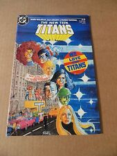 New Teen Titans   (vol 2)   6 .  DC 1985 -  FN  / VF