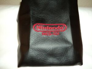 Nintendo NES 101 Dustcover with Red Logo!!!  Custom Made - NEW!!!