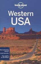 Lonely Planet Western USA (Travel Guide)-ExLibrary