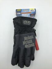 Mechanix Wear Mens S Grey Winter Fleece Insulated Work Gloves S Warm