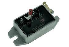 Laderegler, Regler 6V passend für MZ, IFA, RT125 - RT 125/3 elektronik