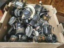 Lot de pièces détachées poste à batterie, tsf années 20.30. n2