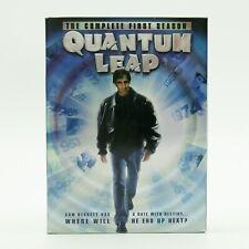 Quantum Leap Seasons 1 Dvd