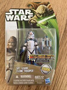 *NEW* Star Wars: The Clone Wars '501st Legion Clone Trooper' Figure (CW06)