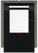 Film holder for Imacon Flextight scanners, scan 79 x 95mm image.