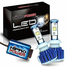HIPRO POWER 40W CREE MK-R H1 5000LMS 6000K SUPER WHITE LED FOG LIGHT BULBS
