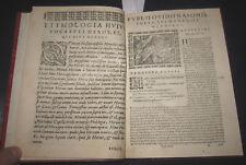 1599 Ovidio, Heroides epistolae, Eroidi, Ulisse, Achille, Penelope. Enea.