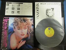 Madonna Material Girl Into The Groove Angel Japan Promo Vinyl 12 inch Single OBI