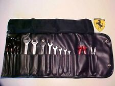 Ferrari Tool Kit_Roll Bag_Wrenches_Screwdrivers_Pliers_348_355_Testarossa_512 TR