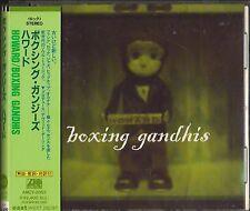 "Japan CD Import with Obi Strip, Boxing Gandhis: ""Howard"" UPC 4988029205247"