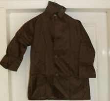 Abrigos y chaquetas de niña de 2 a 16 años abrigo marrón