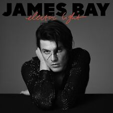 James Bay Electric Light Limited Red Vinyl LP in Stock