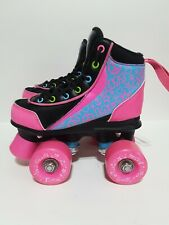 Girls Kandy Luscious Roller Skates Size 13 Great Condition