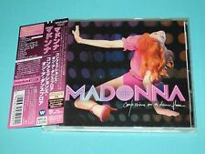 MADONNA Confessions On A Dancefloor japan press w/obi