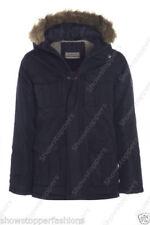Cappotti e giacche da uomo stile parka con bottone taglia L